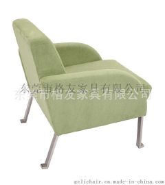 布艺单人沙发,现代简约洽谈沙发椅