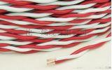 銅芯聚氯乙烯絕緣絞型連接用軟電線、對絞多股軟線RVS2*1