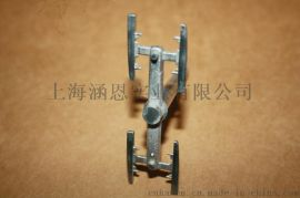 锌合金装饰条,锌合金压铸件
