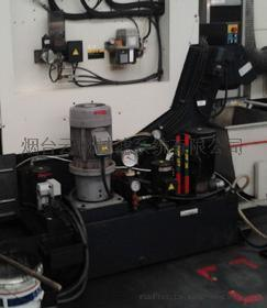 加工中心冷卻液箱改造