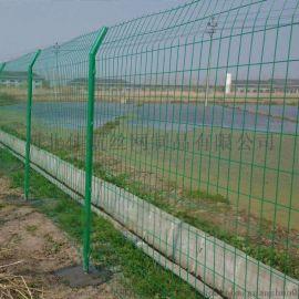 围墙护栏网 铁丝网围墙 围墙防护栅栏-4.5