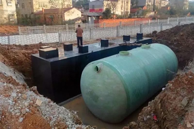 养猪场污水处理设备价位