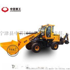 贵州两头忙装载机 926自动挡小型铲车挖掘装载机