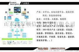 智慧工業園電能計量管理系統平臺採用智慧物聯網