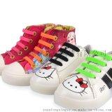 廠家批發兒童鞋帶 免綁免系防摔倒懶人鞋帶 亞馬遜熱銷矽膠鞋帶