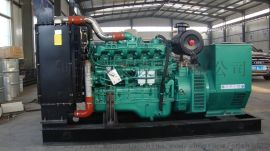玉柴520千瓦柴油發電機新型耐高溫防曬柴油發電設備