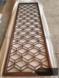 拉丝玫瑰金不锈钢满焊屏风表面处理过程
