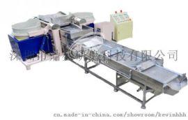 全自动双桶磁力研磨机(珠三角  供应商)