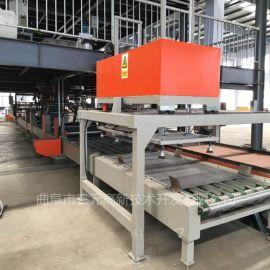 山东三元厂家生产自动化玻镁防火板设备 自动化程度高
