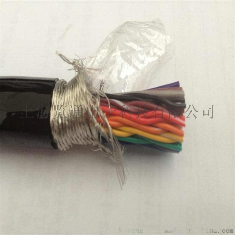 柔性拖链电缆选型和标准