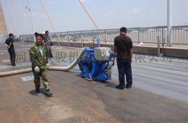 钢桥面抛丸除锈机 钢材抛丸清理机工作原理