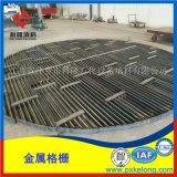不鏽鋼格柵板支撐 規整填料支承件 304格柵填料