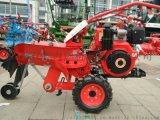 自动翻地机 多功能松土微耕机 大马力柴油式微耕机