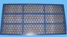 1250×700mm石油泥浆振动筛网