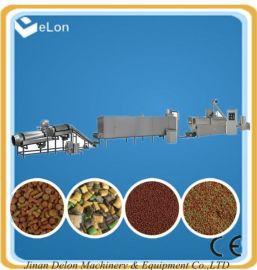 济南DL56全自动宠物饲料生产线 鱼饲料机械