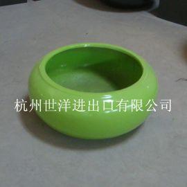 椭圆形玻璃钢花钵 FO-201