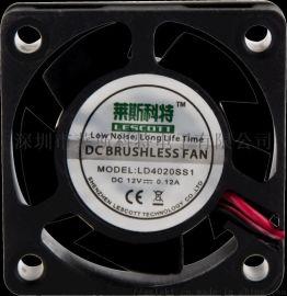 廠家直銷萊斯科特4020直流風扇  電腦散熱風扇