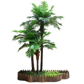仿真椰子树造景酒店商场室内游乐场假椰子树大型装饰