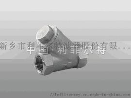 DN200不锈钢Y型过滤器