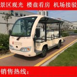 珠海11座電動觀光車,中山景區遊覽代步車