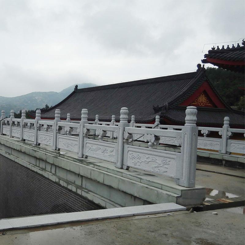 石雕栏杆厂家-景观桥栏杆图片大全