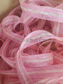 渔线麻带 渔丝麻织带 中国渔线麻丝带