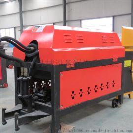 GT4-10数控液压调直机切断机  小型全自动钢筋调直机