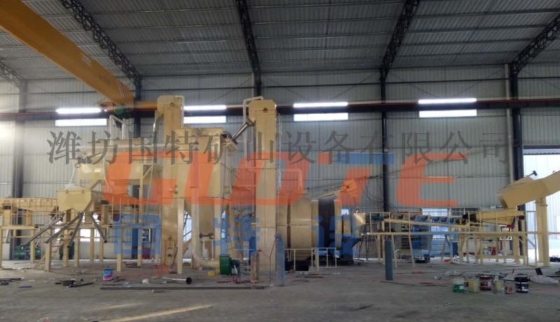 石英 板材砂制砂生產線