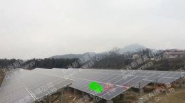 KWP级太阳能并网发电项目企业应用