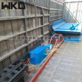 长沙供应小型鼓动溜槽 处理金尾矿鼓动溜槽 淘金溜槽