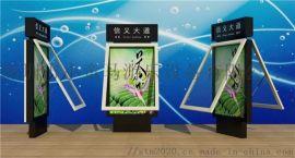 深圳社区街道公告栏,户外广告栏精选厂家