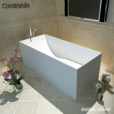 汉晶直销人造石浴缸HA8607B