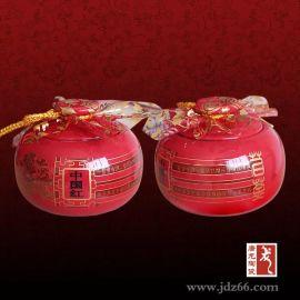 供应定做茶叶包装罐,陶瓷罐子厂家定制图案型号齐全