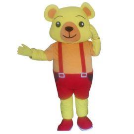 深顺兴玩具工厂定制大型人偶毛绒公仔服装