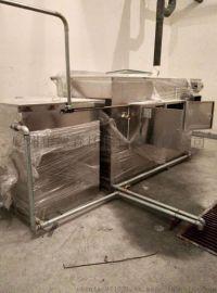 越秀荔湾海珠餐饮全自动油水分离器一体化隔油池厂家