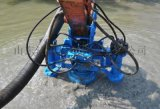 威海江淮沿海挖掘机抽沙泵  液压驱动砂石泵