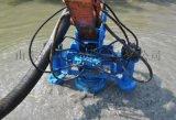 威海江淮沿海挖掘機抽沙泵  液壓驅動砂石泵