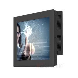12.1寸工业双核嵌入式触摸电脑一体机