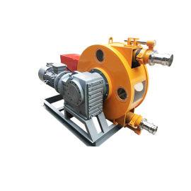 河南蠕动工业软管泵价格 软管挤压泵