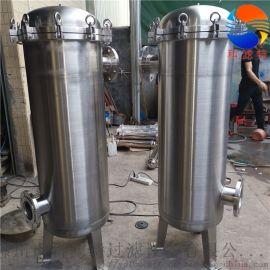 厂家生产304不锈钢袋式过滤器 除油过滤器