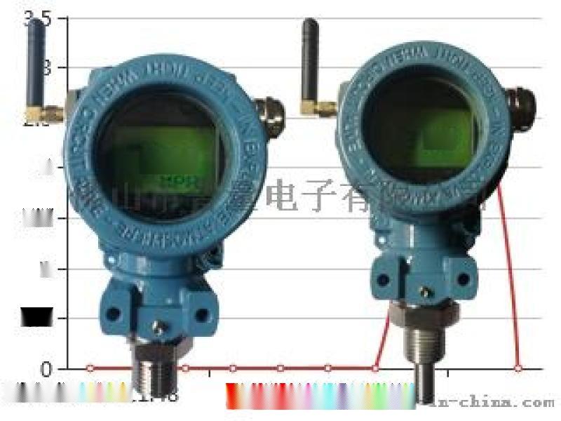 石油管道压力无线监控 石油管道无线压力传感器