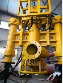 挖掘机泥沙泵 220挖掘机配套使用的液压抽沙泵