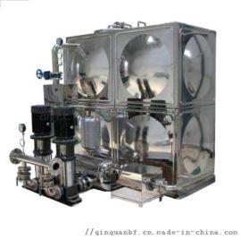 沁泉 FQL/DRL不锈钢生活恒压变频供水泵设备
