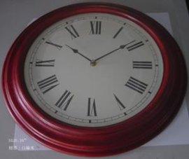 木制时钟 (C-8213)