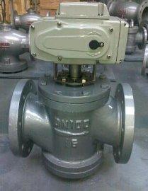 动态平衡电动二通阀(EDRV-A, EDRV-D, B型)