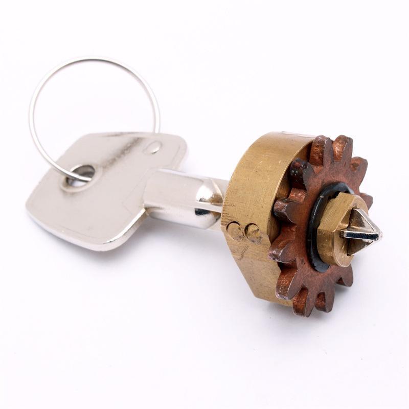 通用锁芯,二开一机械车门锁通用锁芯