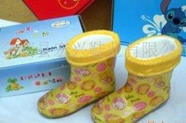 维尼熊儿童雨鞋