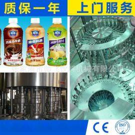 液体灌装机 果汁灌装线 饮料灌装机 灌装设备