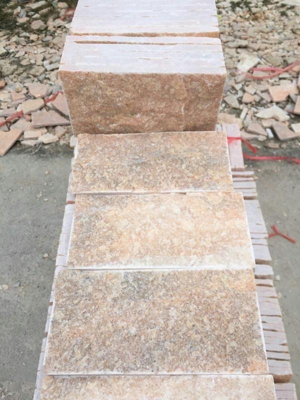 岳阳蘑菇石厂家白木纹蘑菇石批发供应