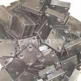 橡膠減震墊塊 耐磨方形橡膠墊塊 方形橡膠防撞塊